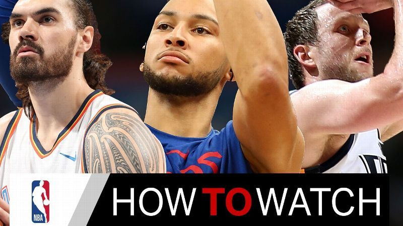 NBA: How to watch Week 19 on ESPN