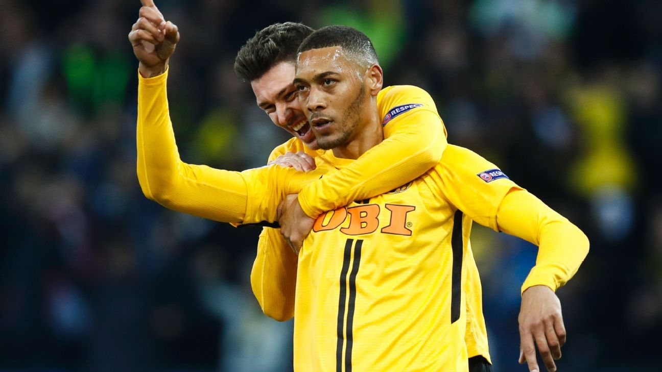 Young Boys draw Valencia, earn first ever point in Champions League