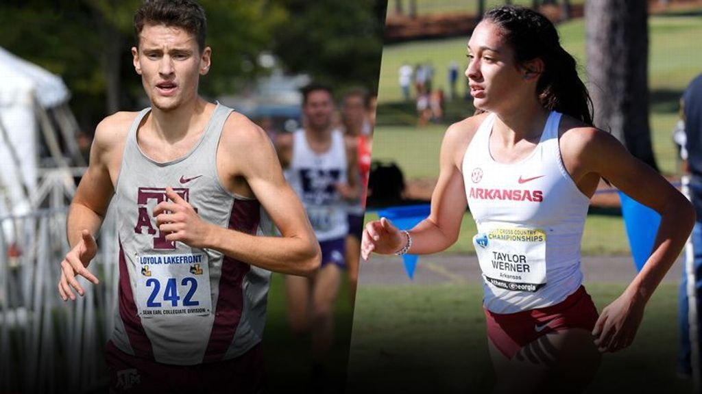 Bishop, Werner named XC Scholar-Athletes of the Year