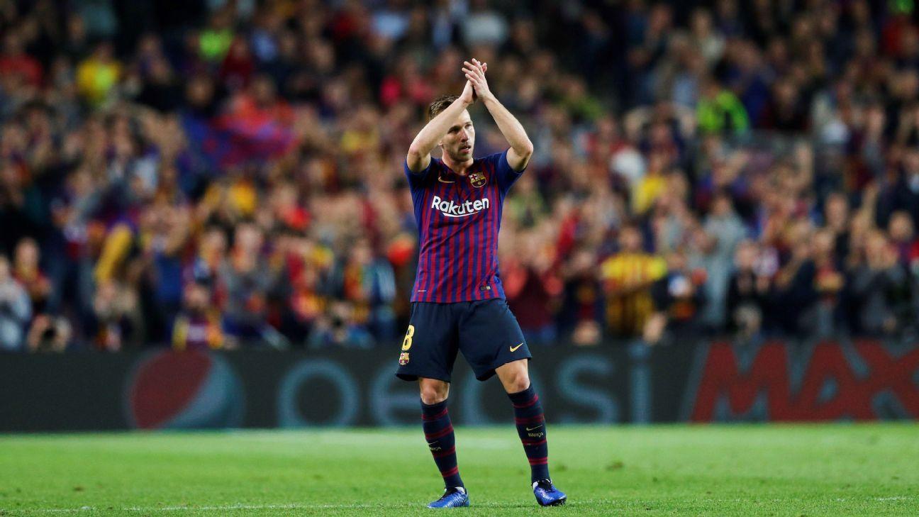 """Arthur Melo reconoce que vive """"un sueño"""" en el Barça"""
