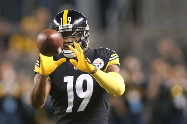 JuJu: Chemistry in Steelers' WR room 'on point'