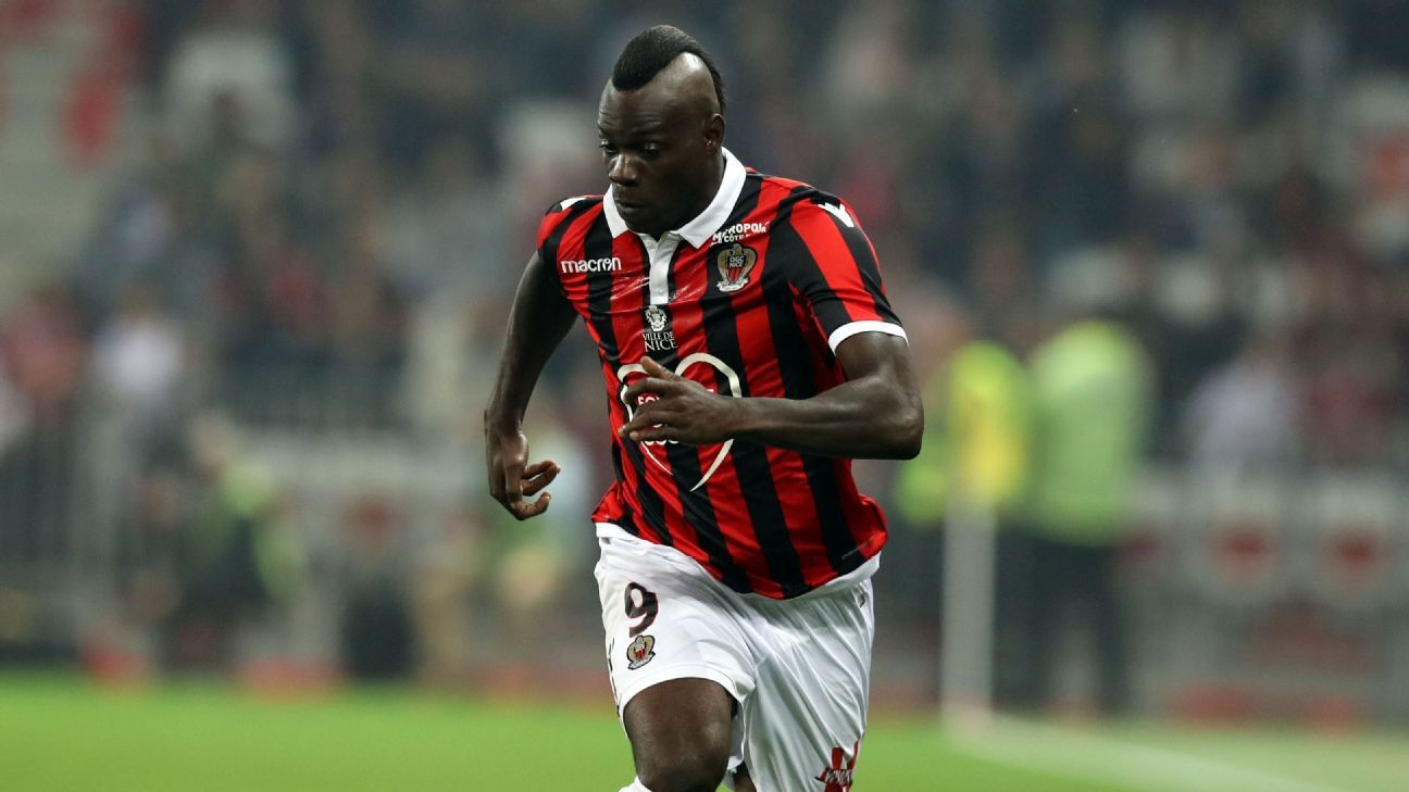 Mario Balotelli set to join Marseille until end of season - source