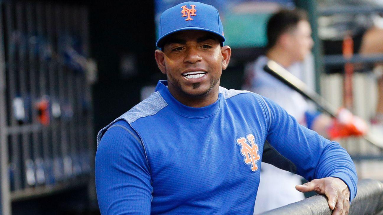 Mets: Céspedes cree que jugará en 2019
