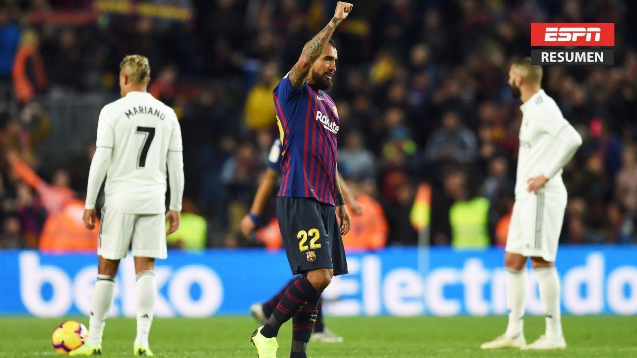 Arturo Vidal, de cuestionado a aplaudido