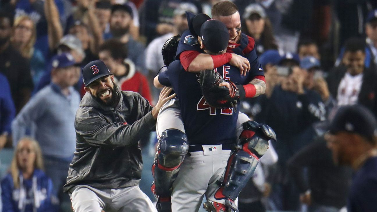 MLB: Red Sox vencem os Dodgers, conquistam World Series pela 9ª vez e se firmam como o 'time do século'