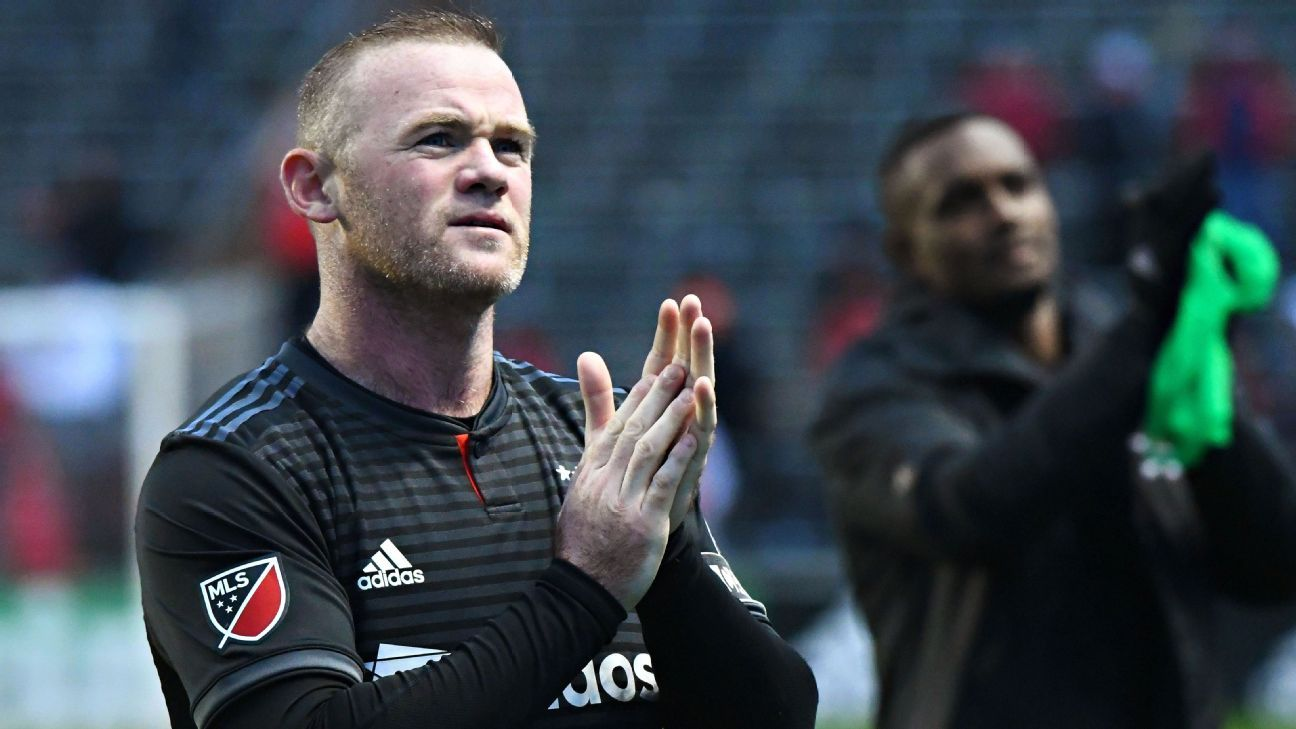Wayne Rooney expects emotional England farewell against United States