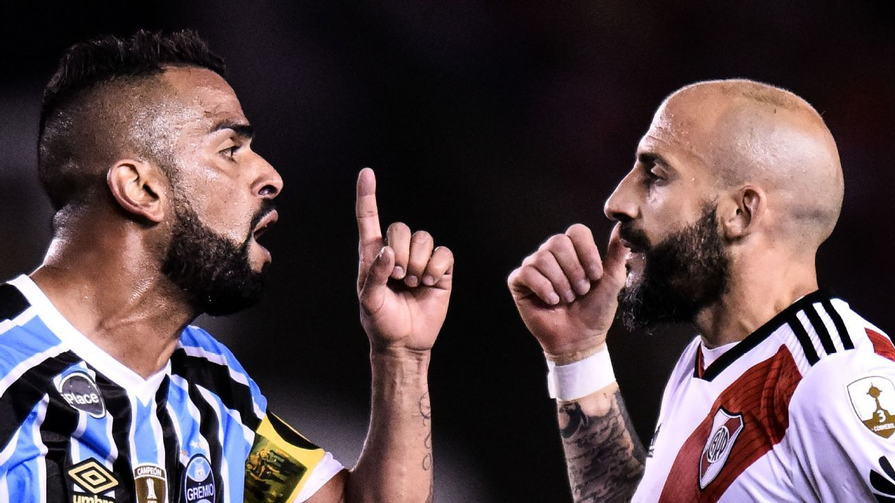 Gremio favourites to make the Copa Libertadores final, Palmeiras have work to do