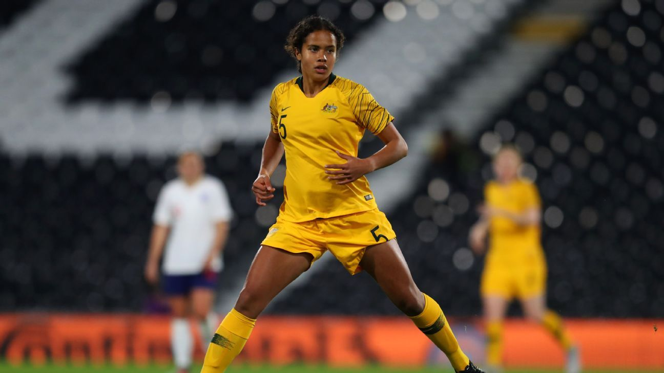 Mary Fowler headlines Matildas squad to take on United States