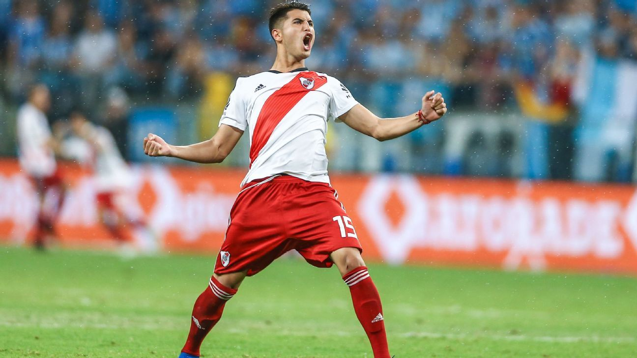Real Madrid have not agreed deal for Exequiel Palacios - River Plate