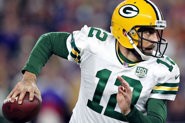Aaron Rodgers donating $1 million for California wild fire victims