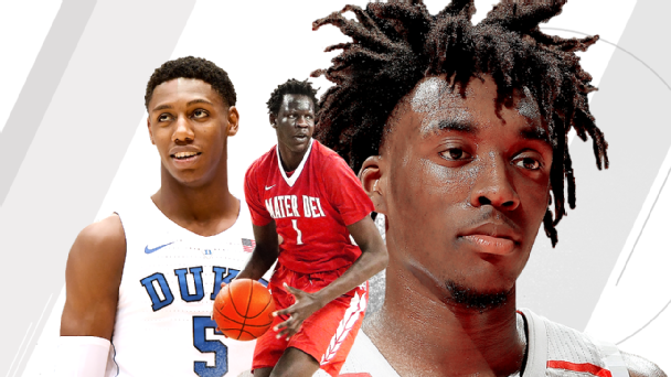 NBA mock draft: How to watch our top prospects this month