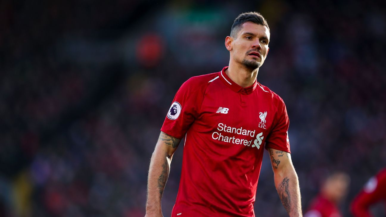 Liverpool's Dejan Lovren has perjury charges against him in Croatia dropped