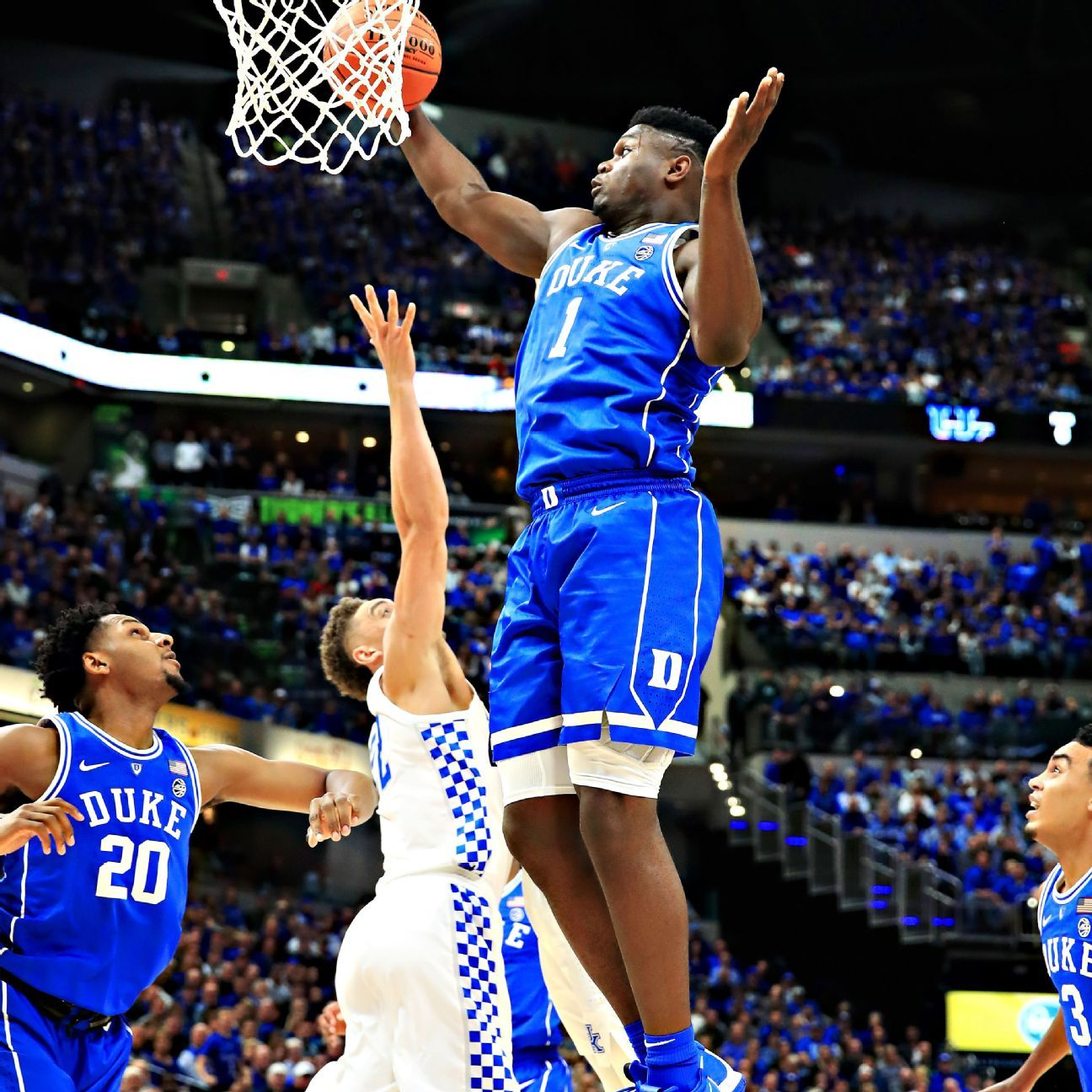 Duke Is Just Getting Started