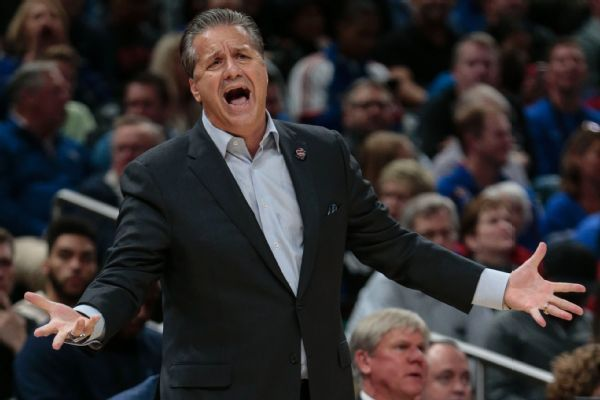 John Calipari able to 'sleep at night' despite self-tagged 'overrated' claim