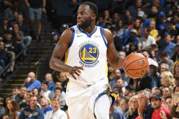 Draymond Green of Golden State Warriors suspended after dust-up with Kevin Durant