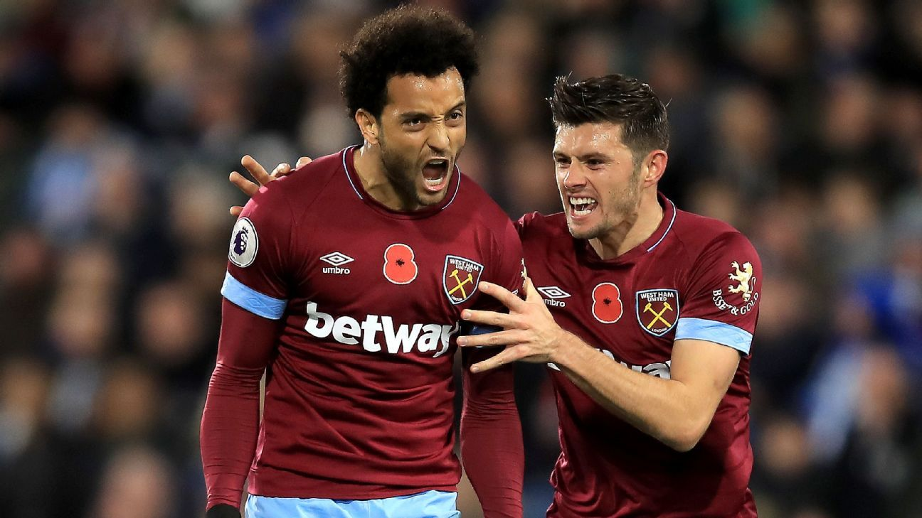 Huddersfield and West Ham battle to lively draw in Premier League