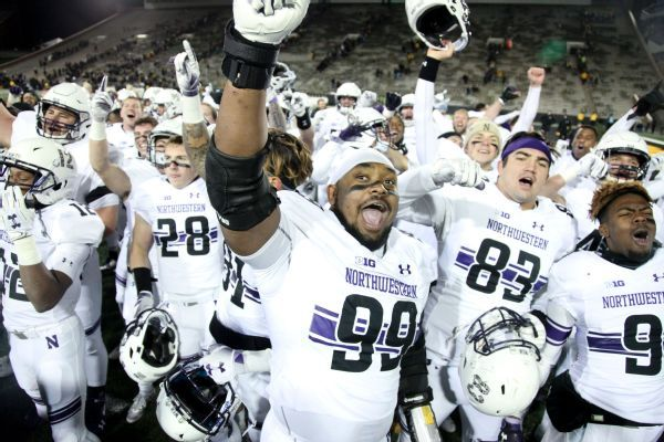 Northwestern to have more than 3,400 students at Big Ten title game