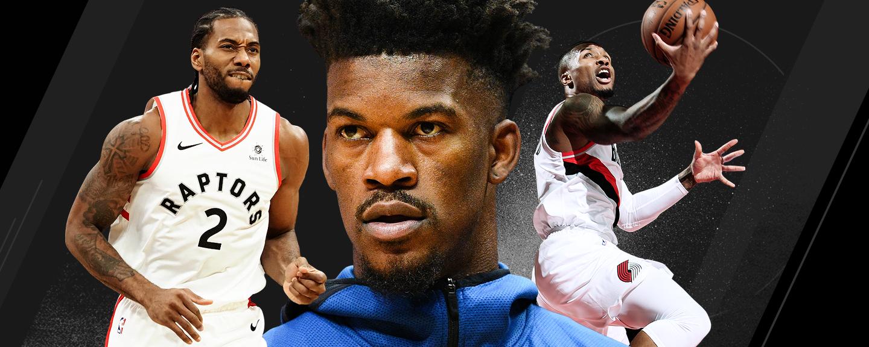 Power Rankings: Los Raptors escalan la cima