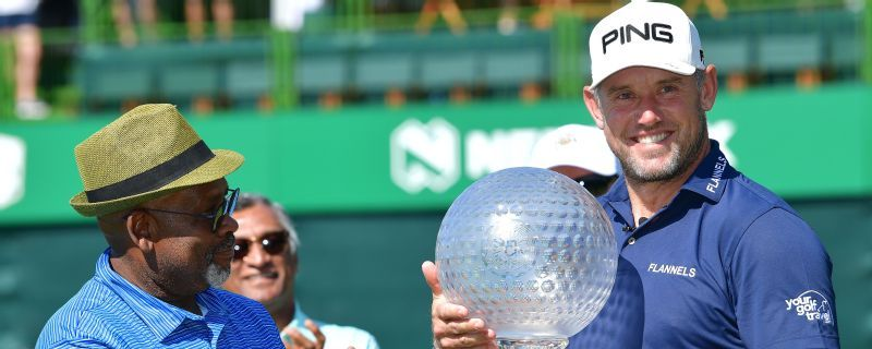 Nedbank Golf Challenge: Big finish from Lee Westwood secures win, first title in four years