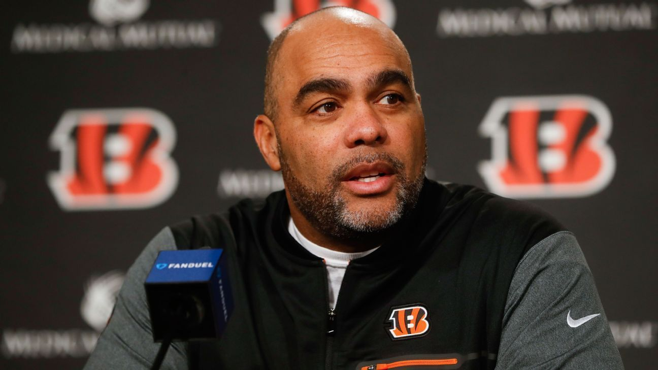 Cincinnati Bengals despiden al coordinador defensivo Teryl Austin
