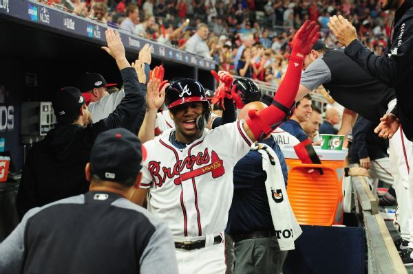 Braves' Ronald Acuna Jr. earns NL Rookie of the Year honors