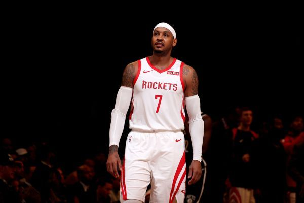 Sources: Reps for Carmelo Anthony exploring possible landing spots