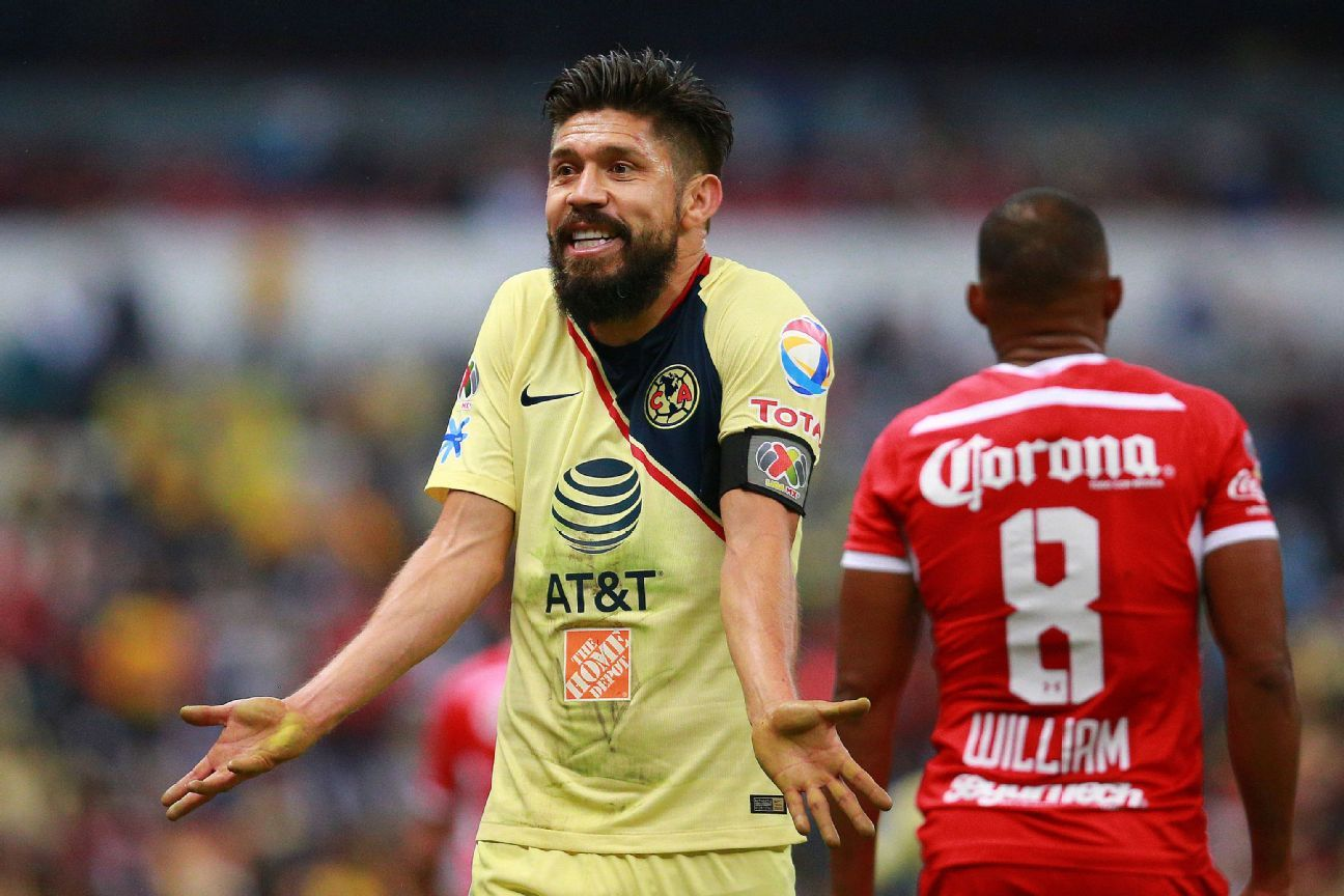Club America is the favorite to win the Apertura 2018