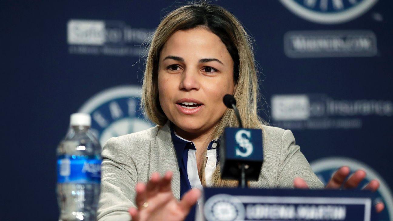 Marineros niegan afirmaciones de racismo de ex empleada hacia jugadores latinos