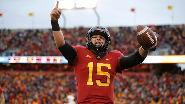 Why no one wants to play Iowa State right now