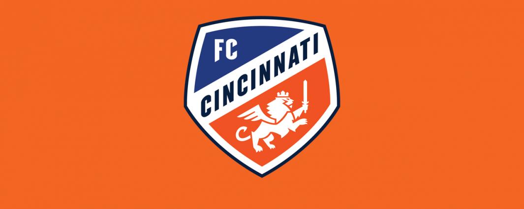 FC Cincinnati revela escudo para su mudanza a la MLS en 2019