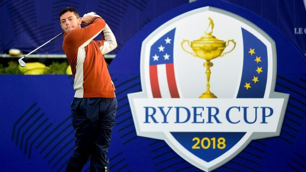 Rory McIlroy's schedule shift could cost him a chance to be Ryder Cup captain