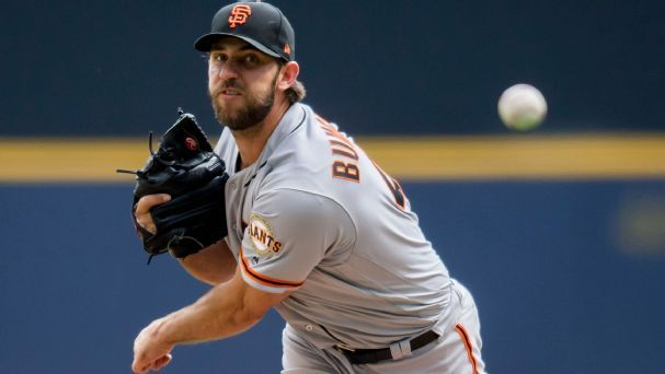 Time for Giants to decide what to do with Madison Bumgarner