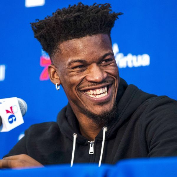 76ers' Jimmy Butler to start vs. Magic, Markelle Fultz will come off bench