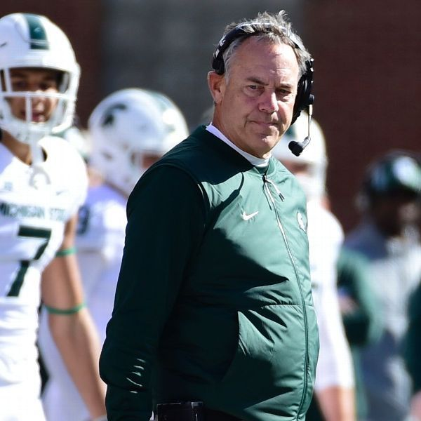 Mark Dantonio, others, sued by Michigan State's former recruiting director