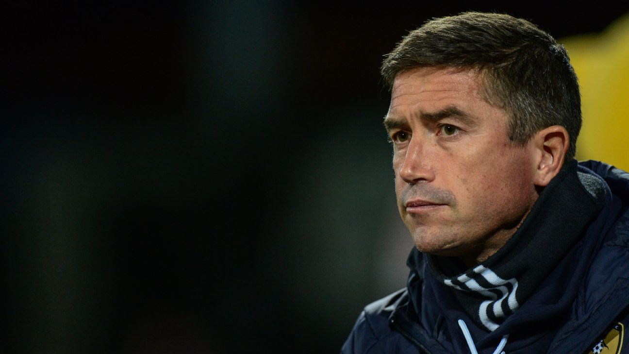 Harry Kewell sacked by League Two side Notts County