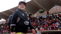 Maradona denies he has Alzheimer's disease