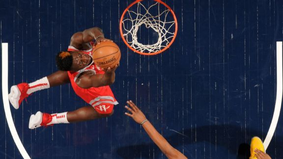 Fantasy NBA Daily Notes: Capela keeps rolling on offense