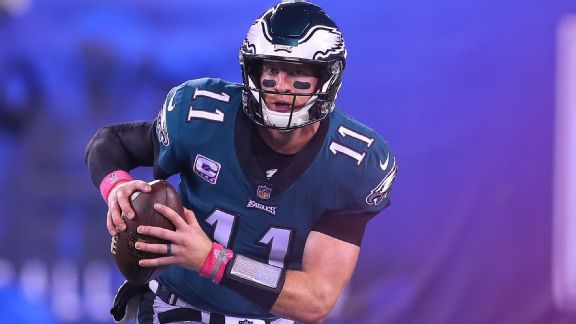 Eagles to wear home uniforms in New Orleans as golf bet comes due