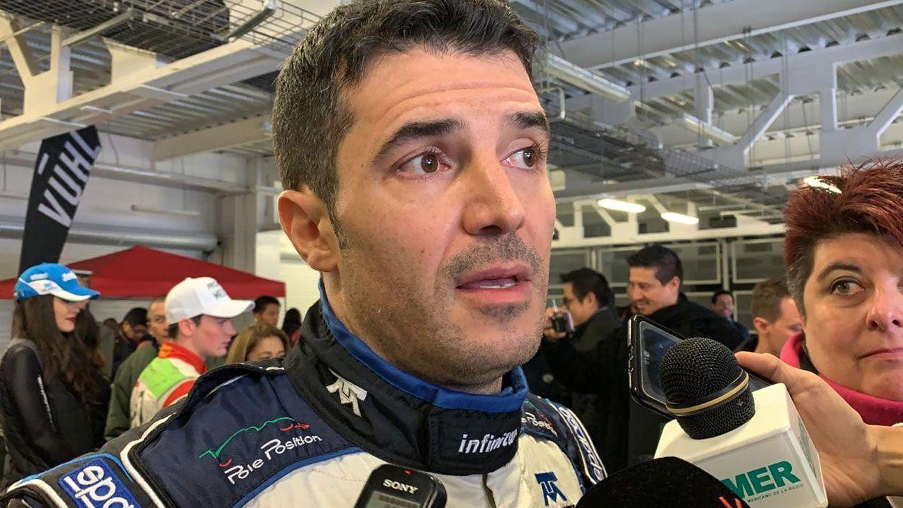 Guillermo Rojas: México da paso atrás si se va F1