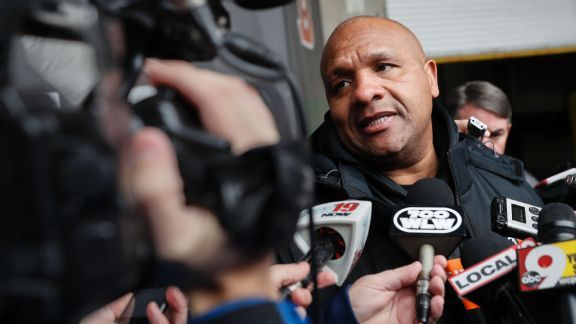 Hue Jackson happy to 'come on home' to Bengals; focus on defense