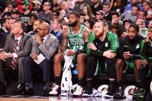 Marcus Morris out for Celtics due to illness