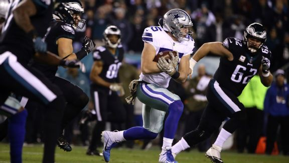 Leighton Vander Esch validating Cowboys' investment of first-round pick
