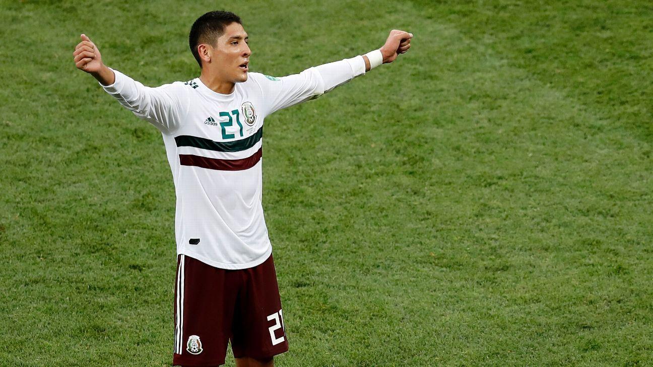 Mexico's Edson Alvarez: Shame we won't face Argentina's Lionel Messi