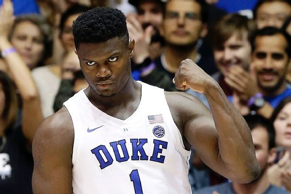 Ex-LSU asst.: Zion Williamson 'probably the best damn tight end to ever live'