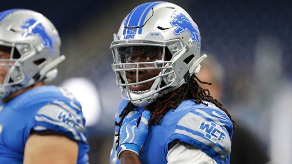 Ezekiel Ansah on his way to being healthy, and Lions need him