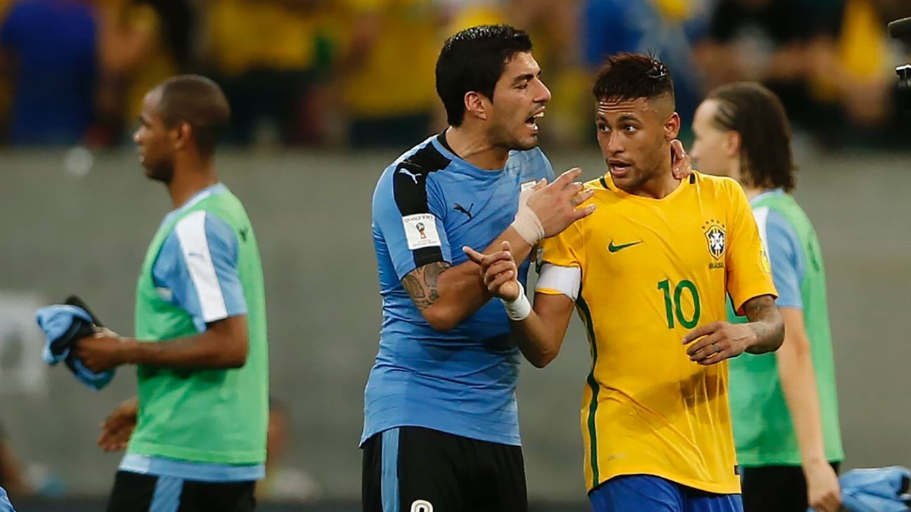 Brazil, Uruguay have opportunity to experiment with attacking options