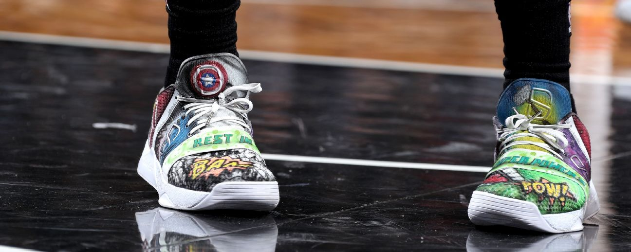 Which player had the best sneakers of Week 5 in the NBA?