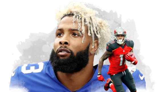 The secret behind big plays? We asked the NFL's best receivers