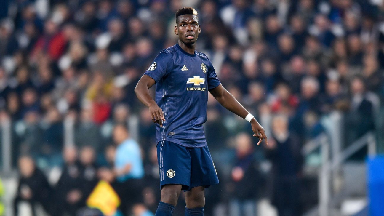Man United's Paul Pogba mentoring Man City youngster Taylor Richards towards first-team