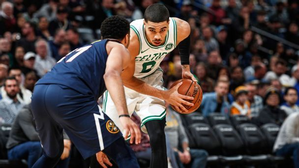 Can the Boston Celtics fix their broken offense?
